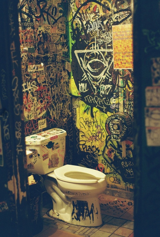 Is your social media marketing on the toilet?