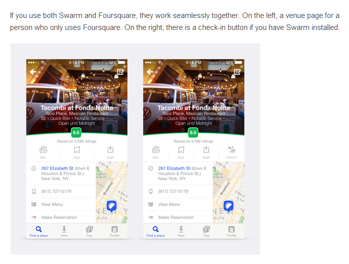 The FourSquare Fiasco