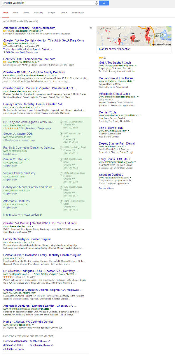 former search results 2