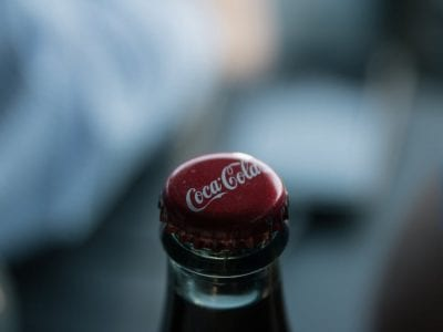 Interactive Marketing- Coke bottles with names