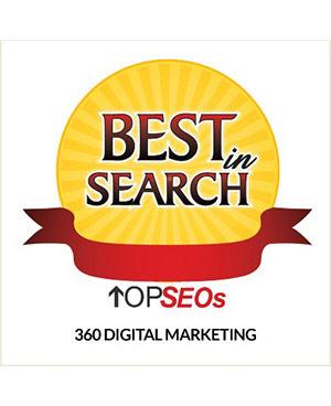 Best in Search Award