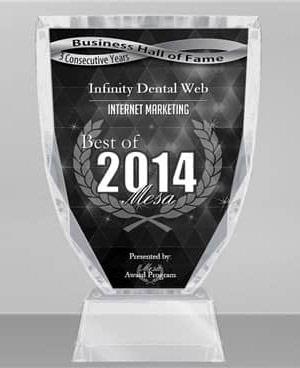 Best of 2014 Award