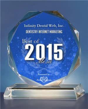 Best of 2015 Award