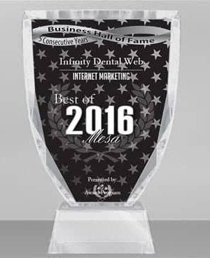 Best of 2016 Award