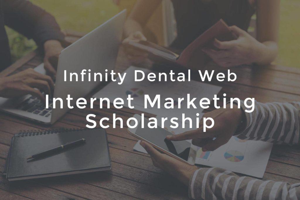 Infinity Dental Web Scholarship