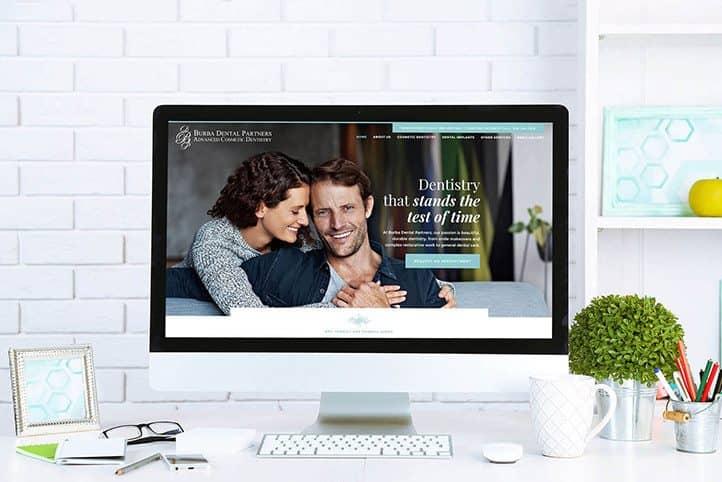 Burba Dental Partners - Portfolio Item