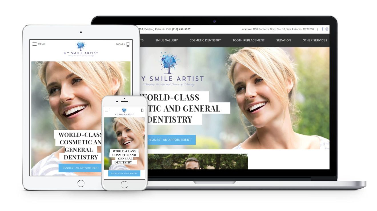 My Smile Artist Featured Image