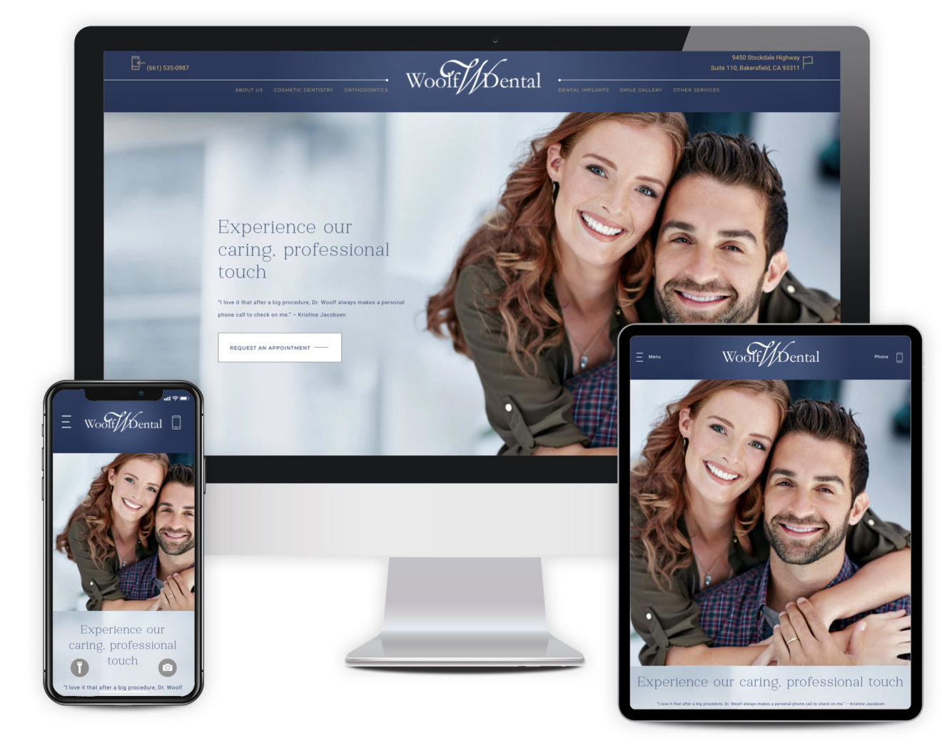 Woolf Dental Featured Image